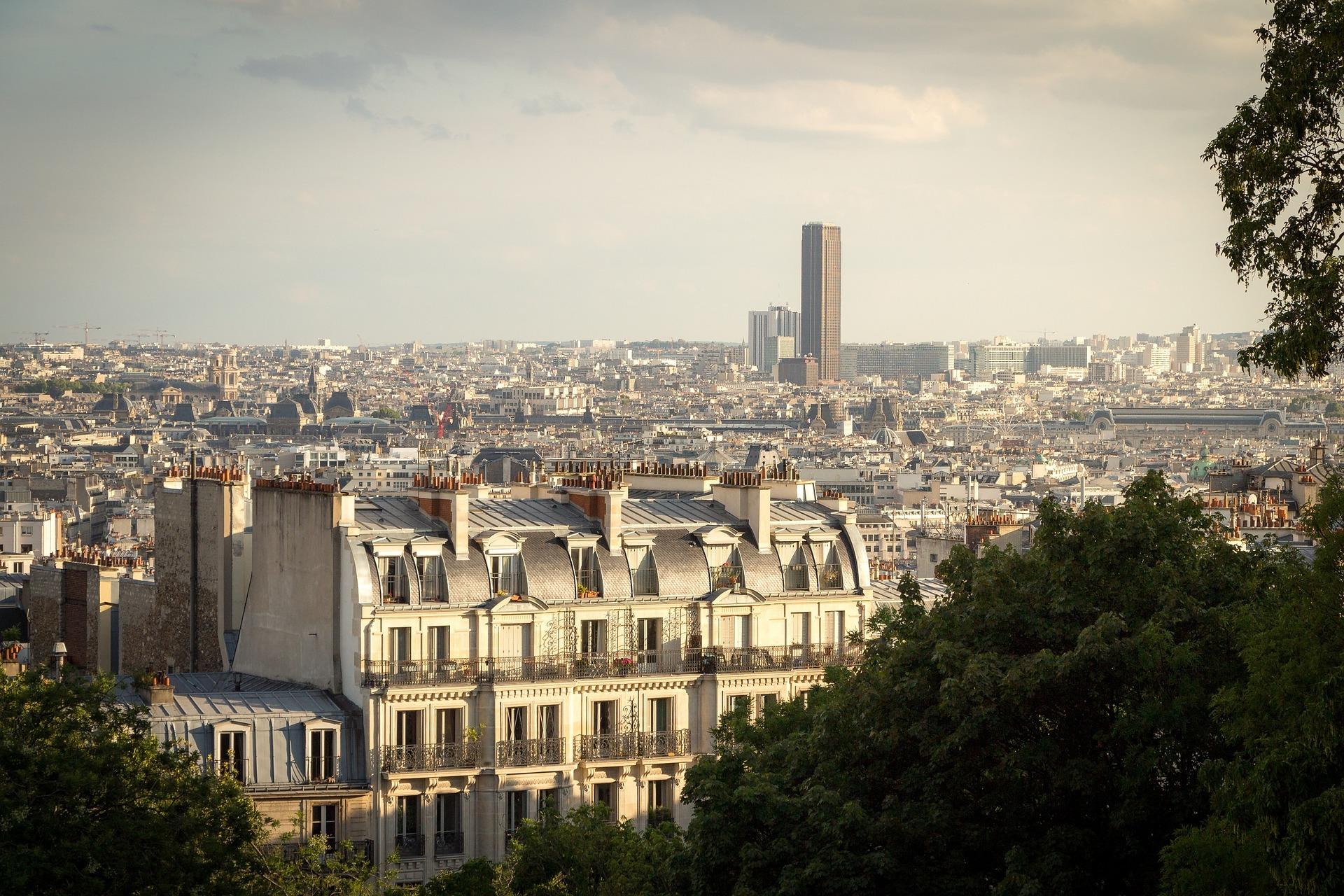 Rent a flat in Paris