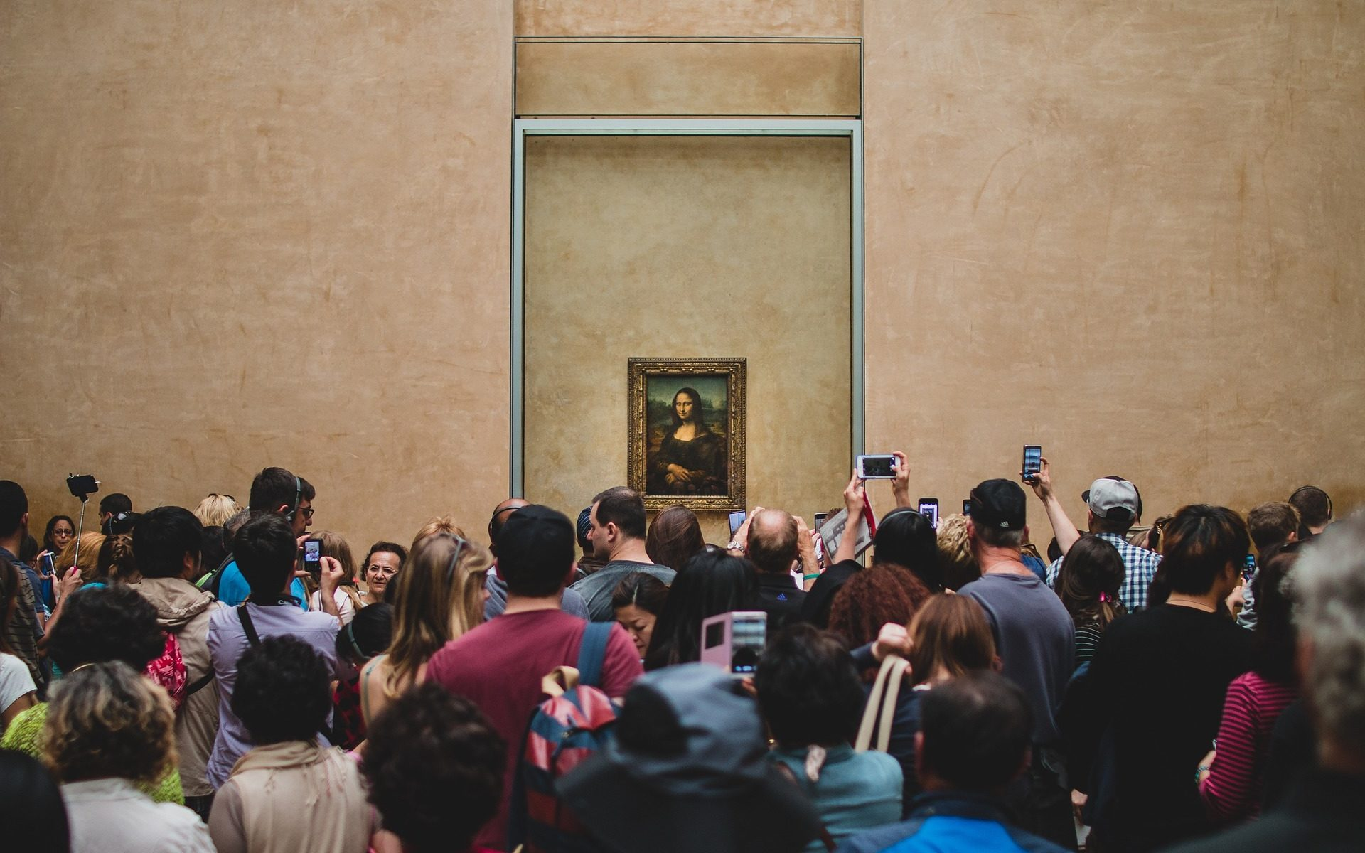 """La Joconde"" is the most famous painting on earth."